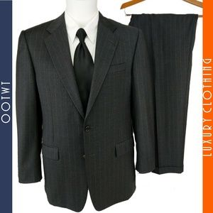 HICKEY FREEMAN Madison 39R Super 120s Suit 33X30